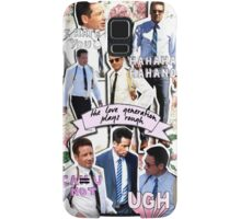 David Duchovny - NBC's Aquarius (Samsung Phones) Samsung Galaxy Case/Skin