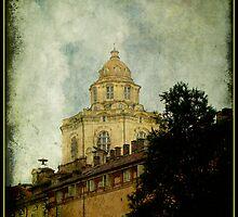 Real Chiesa di San Lorenzo a Torino, Italy by Andrea Rapisarda