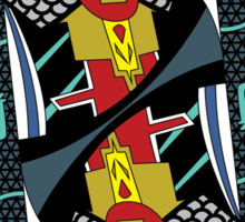 Zant Card - Hylian Court Legend of Zelda Sticker