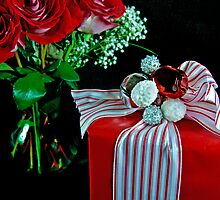 Wrapped With Love by Maria Dryfhout