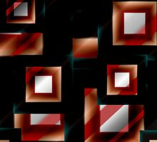 Abstract Squares 8 by Gypsykiss