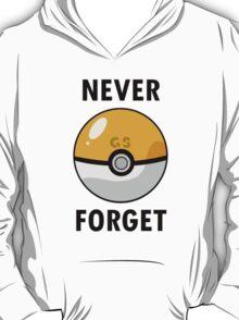 GS Ball - Never Forget T-Shirt