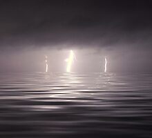 Storm Reflections by KeepsakesPhotography Michael Rowley