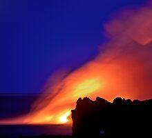 Boiling Seas by David Orias
