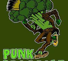punk broccoli by samuelhuber