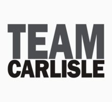 TEAM Carlisle by alwaysdazzle