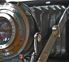 AGFA ISOLETTE II -- III by J. Sprink