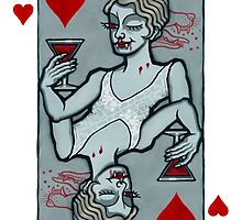 Vampire Jack of Hearts by pixbyr