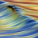 Abstract  Wave #2 by David Orias