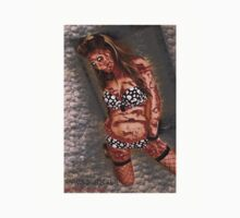 MODEL TAWNY AMBER-ZOMBIE (USED WITH CONSENT) by artsinister