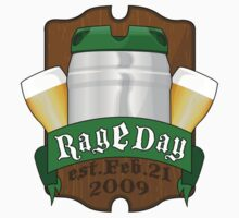 RageDay crest by juutin