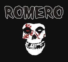 George Romero by Rob Davies