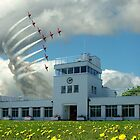 Brooklands Flypast by Colin J Williams Photography