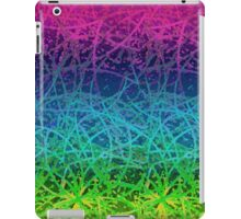 Grunge Art Abstract iPad Case/Skin