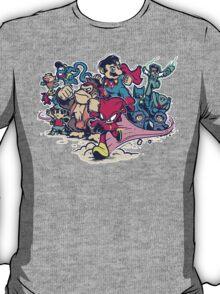 Super Smash League T-Shirt