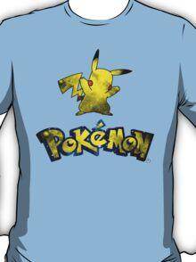 Pokemon Pikachu Galaxy T-Shirt