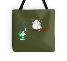 How Many Temples? Tote Bag