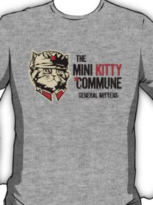Great Leader - General Mittens T-Shirt