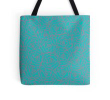 Elegance Seamless pattern with flowers, vector floral illustration in vintage style Tote Bag