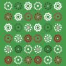 Snowflakes by Hena Tayeb