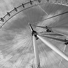 London Eye by vkotis