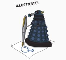 Dalek Hobbies | Dr Who T-Shirt