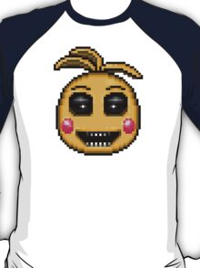 Five Nights at Freddy's 2 - Pixel art - Evil Toy Chica  T-Shirt