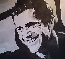 Mel Gibson by dave2157