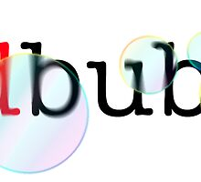 My Redbubble Logo by CherryTreeGirls