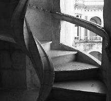 Knight's Stairs by Amy Polkowski