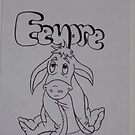 Eeyore by angelslight