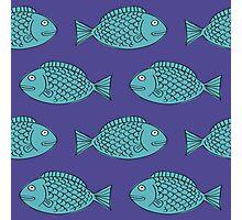 Retro Fish Photographic Print