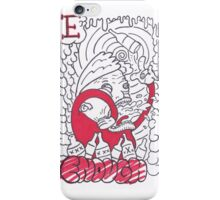 E is for Enough iPhone Case/Skin