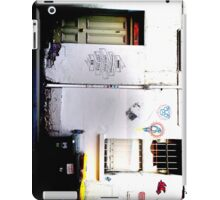 street view of melbourne iPad Case/Skin