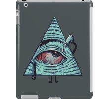 Illuminati are Baked iPad Case/Skin