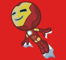 Funny IRON MAN Kids Clothes