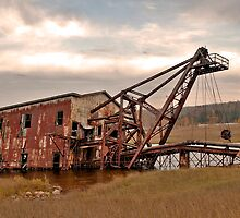 Quincy mining dredge by derrickh