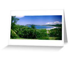 Playa Carillo, Costa Rica Greeting Card