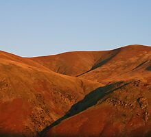Martian Landscape - Lake District by Rod Unwin
