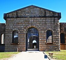 Trial Bay Gaol by Evita
