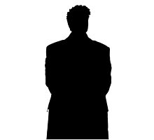 Captain Jack Harkness - Silhouette 1 by amandawlzr