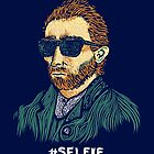 Van Gogh: Master of the Selfie by BootsBoots