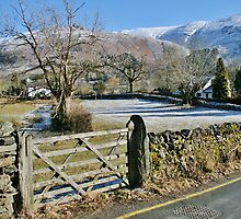 Grasmere - Lake District by Rod Unwin