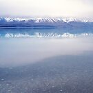 Lake Pukaki - NZ by James Pierce