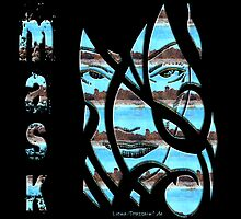 Mask by fuxart
