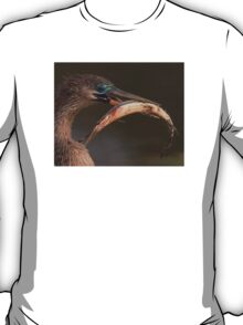 Happy Anhinga T-Shirt