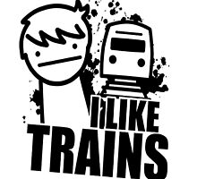 I Like Trains! by BagelzOfficial