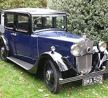 1928/29 Morris Six by Edward Denyer