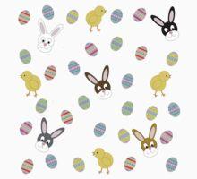 Easter Eggs-travaganza Kids Clothes