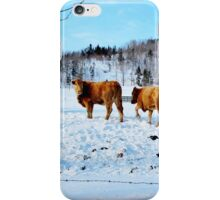 Heading Home After Dinning Out iPhone Case/Skin